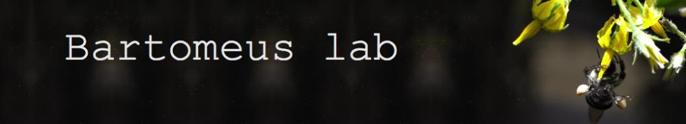Bartomeus lab